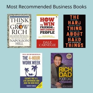 Best Business books that will make you a Millionaire